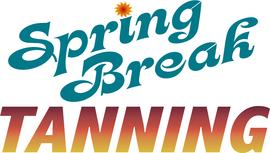 Spring Break Tanning Salon