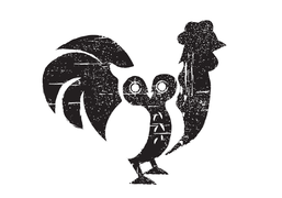Rooster & Owl
