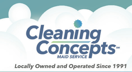 Cleaning Concepts, Maid Service, 5% Off