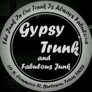 Gypsy Trunk and Fabulous  Junk