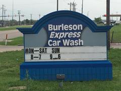 Burleson Express Carwash