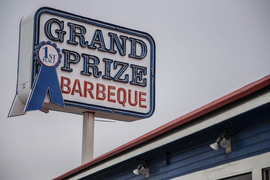 Grand Prize Barbeque