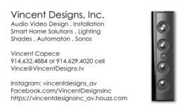 Vincent Designs, Inc.