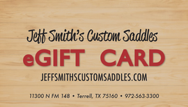 Jeff Smith's Custom Saddles