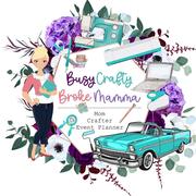 Busy Crafty Broke Mamma