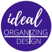 Ideal Organizing + Design