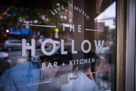 The Hollow Bar + Kitchen